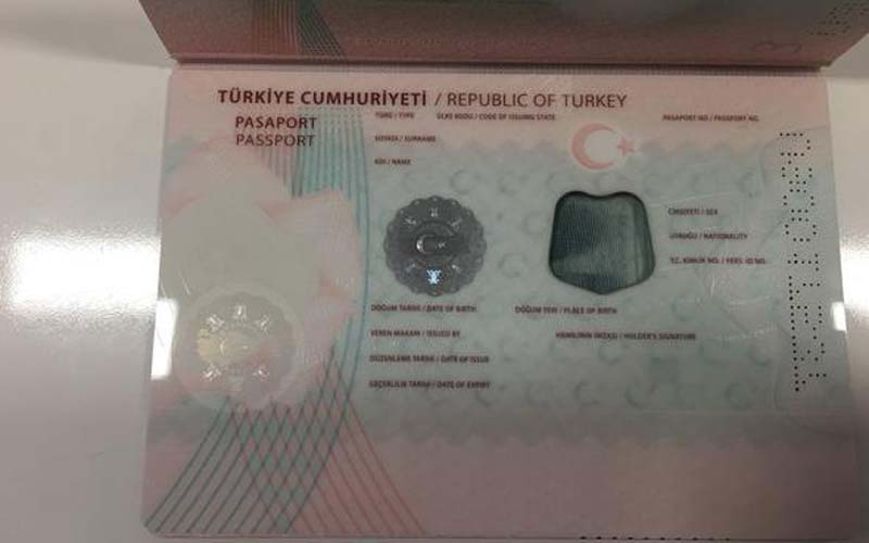 Pasaport Için Gerekli Belgeler Kesfetsekcom