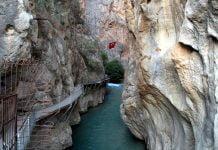 Saklikent-Kanyonu