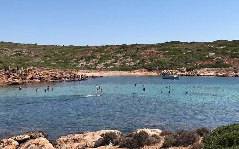 Bozcaada-Akvaryum-Plaji