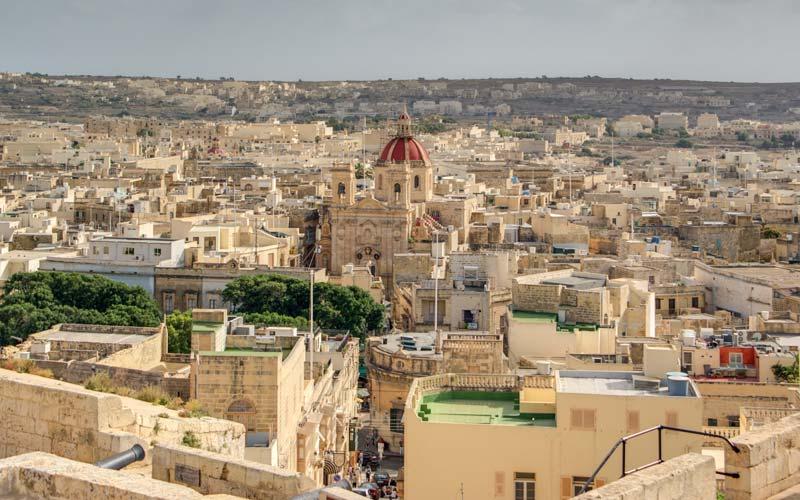 Malta-Gezilecek-Yerler-Cittadella