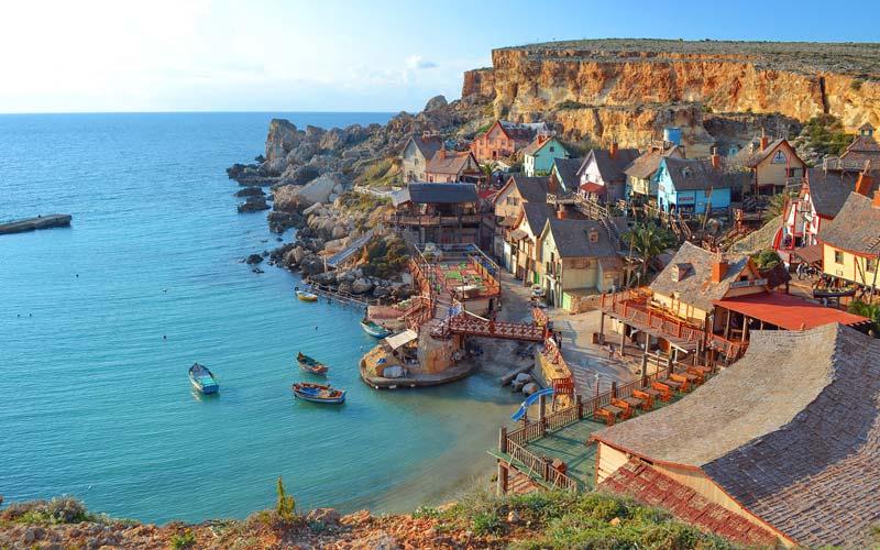 Malta-Gezilecek-Yerler-Mellieha