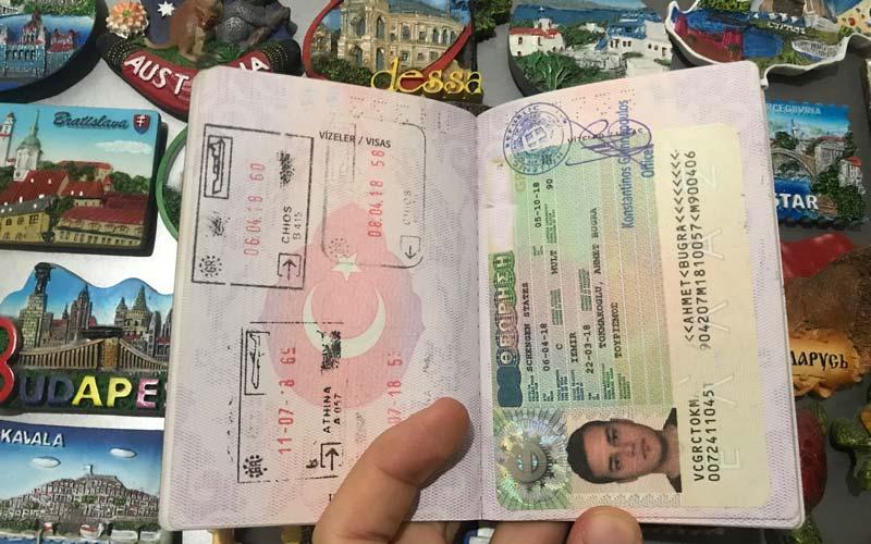 Pasaport-Ozellikleri