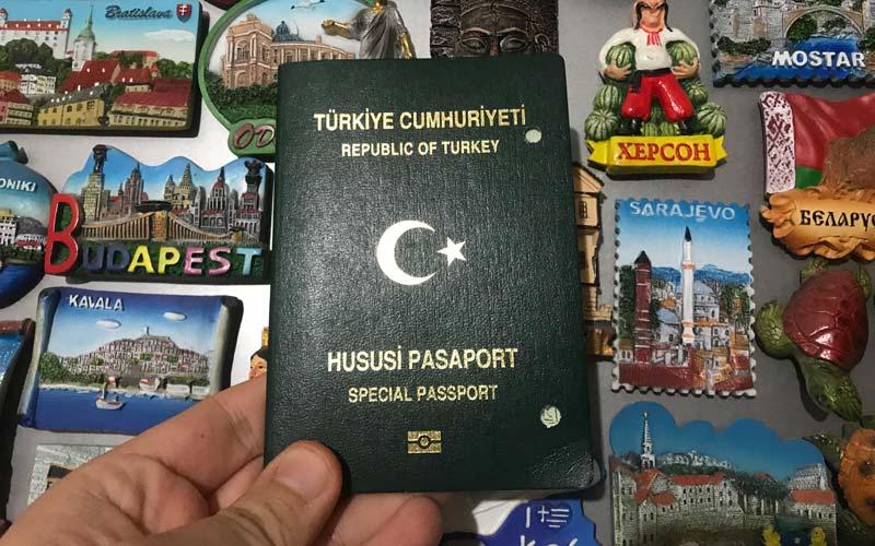 Pasaport-Turleri-Yesil