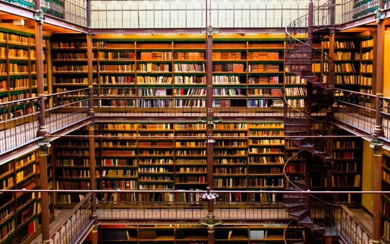 Rijksmuseum-library