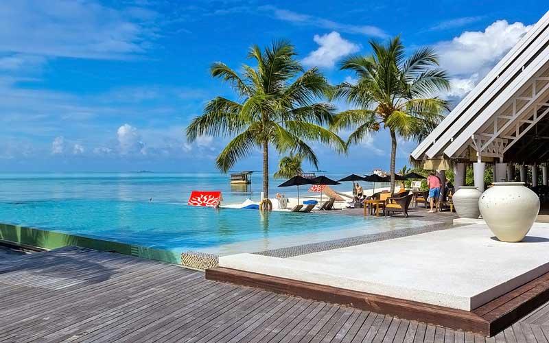 Fotograf-Maldiv