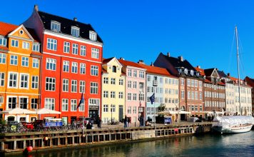 Kopenhag-Gezilecek-Yerler