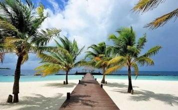 Maldivler-Plaj