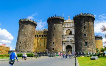 Napoli-Gezisi-Castel