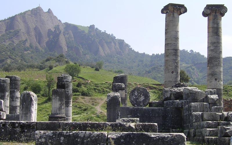 Sardes-Antik-Kenti