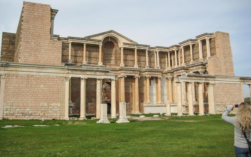 Sardes-Manisa