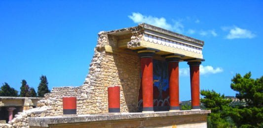 Knossos-Sarayi-Girit