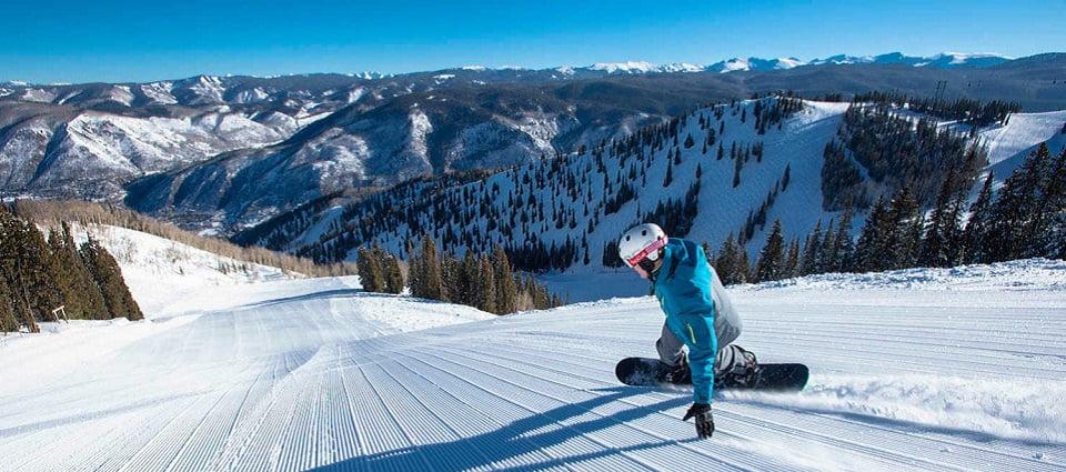 ABD'nin En İyi Kayak Merkezi