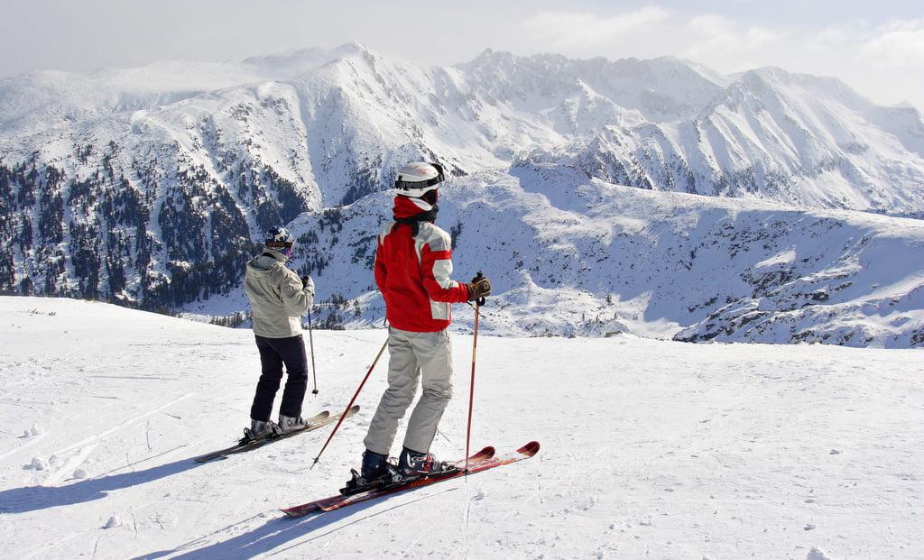 Doğu Avrupa'da Kayak Merkezi
