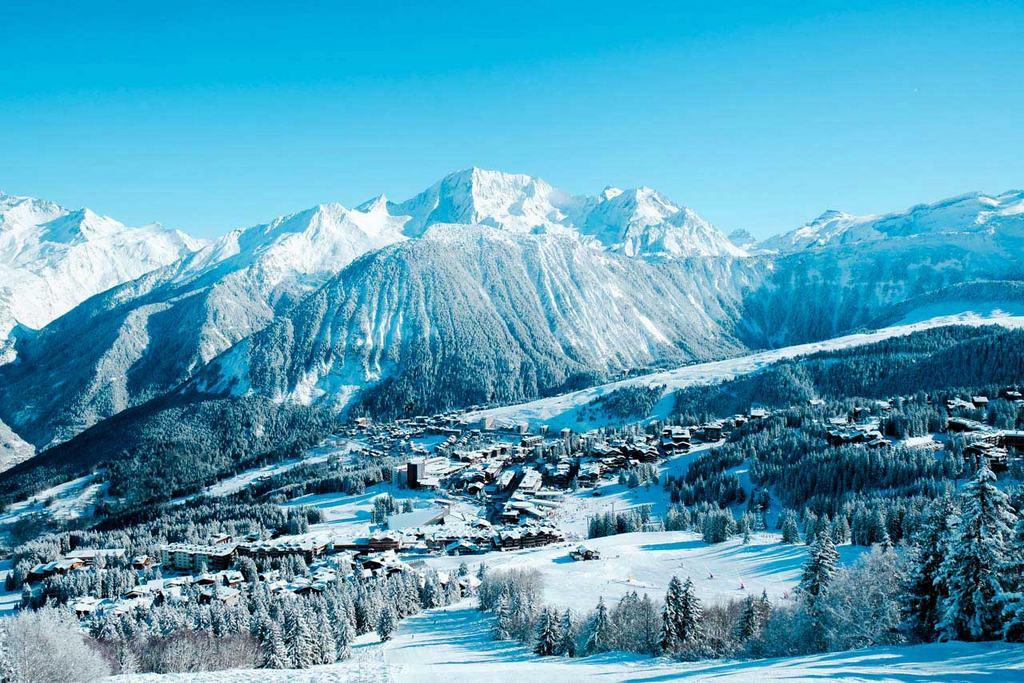 Dünyanın en güzel kayak merkezleri