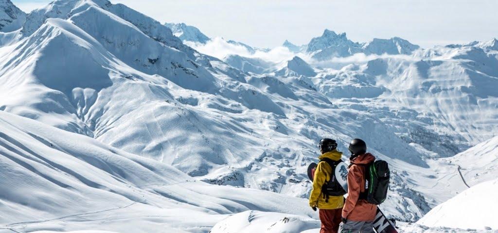 Dünyanın En İyi Kayak Merkezleri