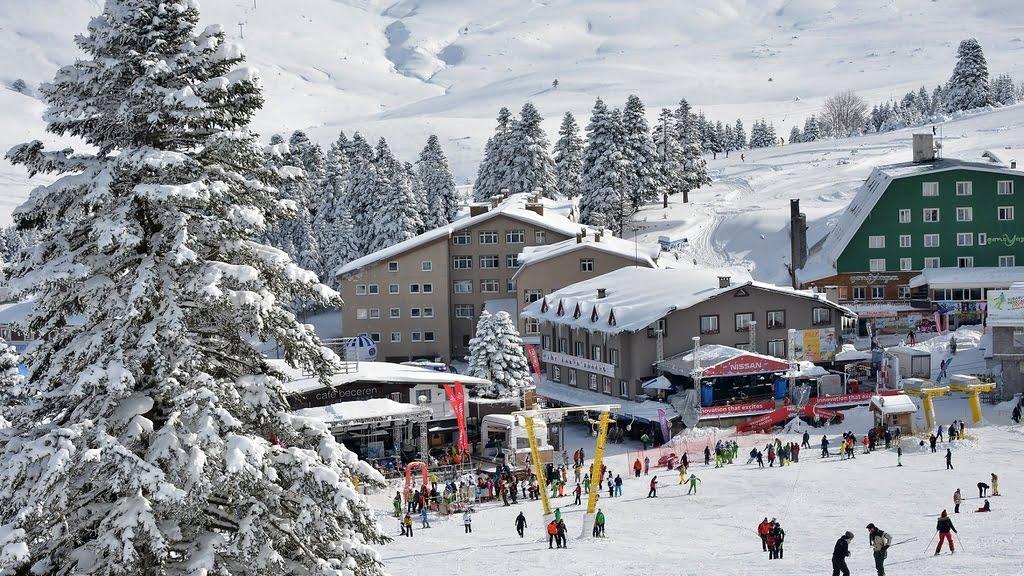 dünyanın en güzel kayak merkezleri hangileri